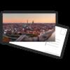 Ansichtskarte Lübeck Altstadt Sonnenuntergang